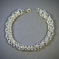 Sterling Silver Unparalleled Bracelet $95